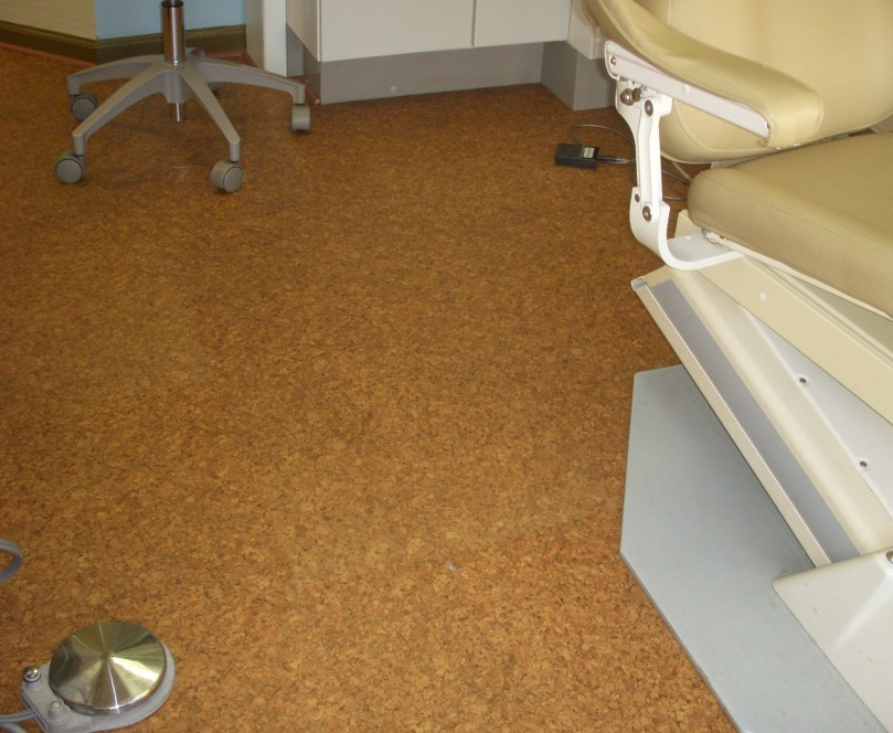 Wet basement selectech inc for Is cork flooring good for basements