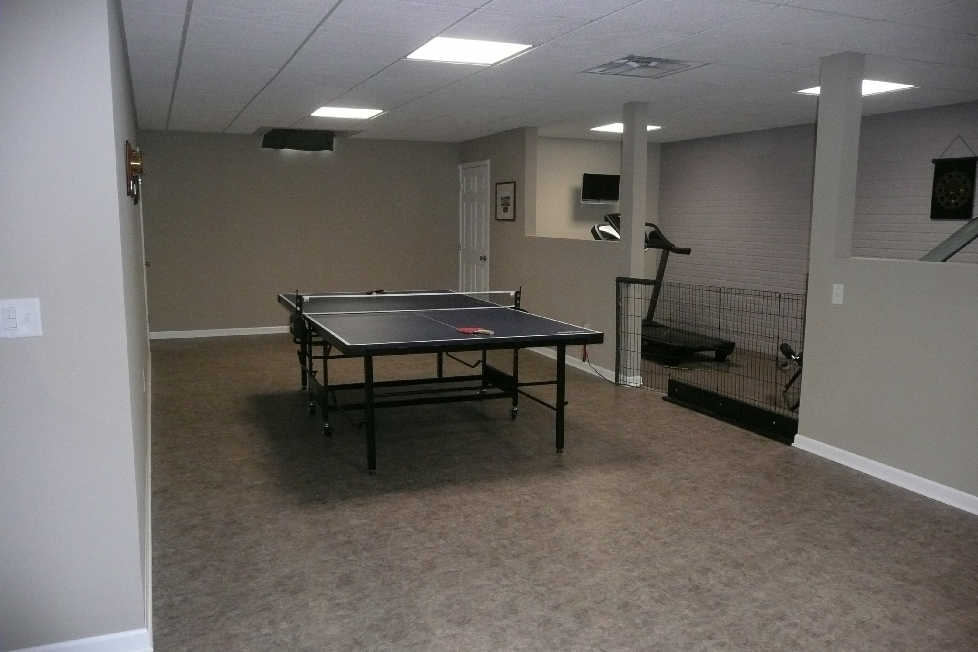 Basement Flooring Selectech Inc